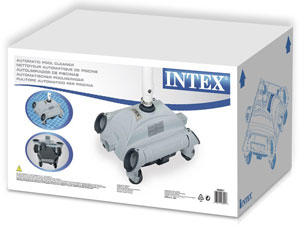 INTEX Automatic Above Ground Swimming Pool Vacuum Cleaner Review