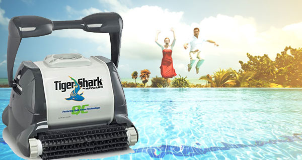 Hayward RC9990GR TigerShark QC Automatic Robotic Pool Cleaner Review