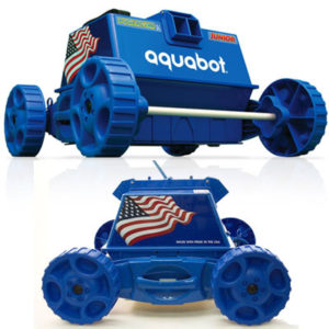 Aquabot APRVJR Pool Rover Junior Robotic