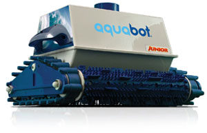 Aqua Products ABJR Aquabot Junior In-Ground Robotic Pool Cleaner Review