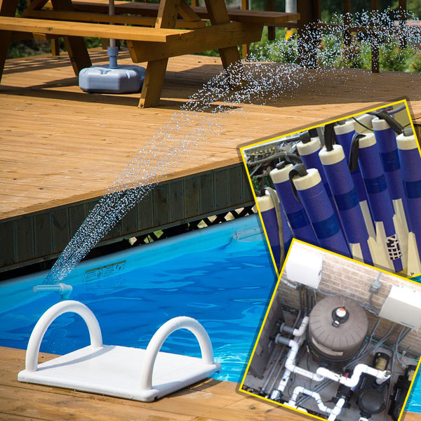10 Steps To Follow When Your Swimming Pool Pvc Pipes Leak